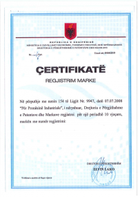Trademark Renewal Albania