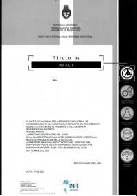 Legal representative for trademark in Argentina