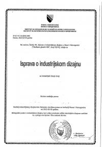 Design Registration Bosnia