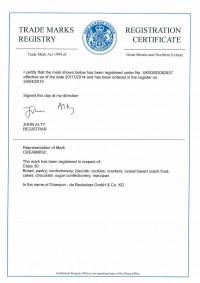 Legal representative for trademark in United Kingdom