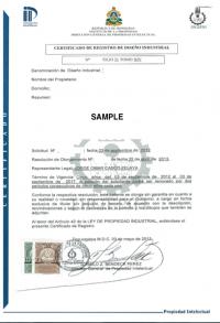 Opposition against a trademark in Honduras
