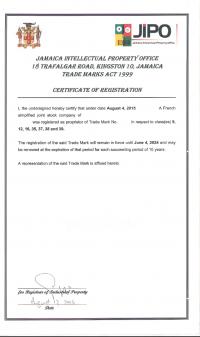 Legal representative for trademark in Jamaica