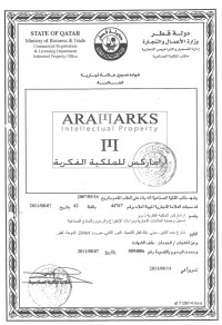 Legal representative for trademark in Qatar