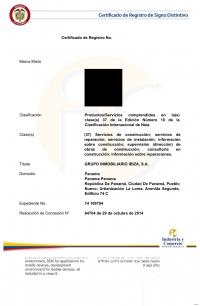 Trademark Registration Colombia