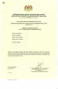 Change of trademark owner Malaysia