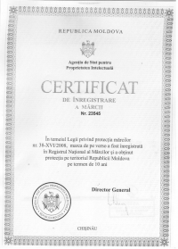 Change of trademark owner Moldova