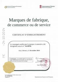 Change of trademark owner Monaco