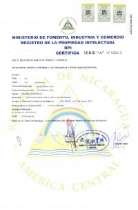 Trademark Registration Nicaragua