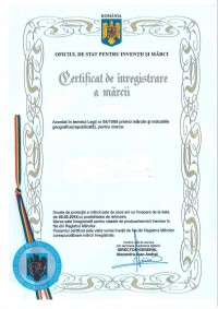 Change of trademark owner Romania