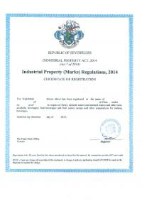 Legal representative for trademark in Seychelles