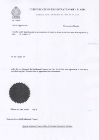 Design Patent Registration Thailand