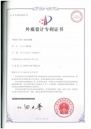 Design Registration China