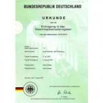 Renewal of Registered Design in Germany