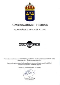 Trademark Registration Sweden