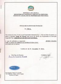 Design Registration in Angola