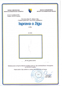 Trademark Renewal Bosnia