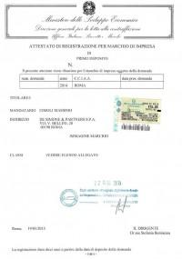 Legal representative for trademark in Italy