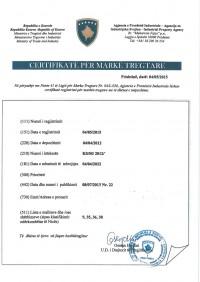 Trademark Registration Kosovo