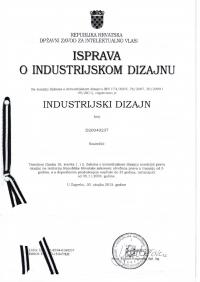 Design Registration Croatia