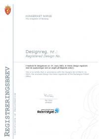 Design Registration in Norway
