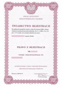 Design Registration Poland