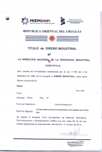 Design Registration in Uruguay