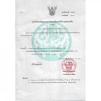 Trademark Renewal Thailand