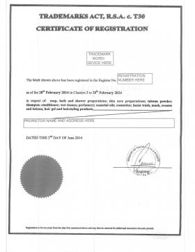 Change of trademark owner Anguilla