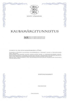 Change of trademark owner Estonia