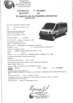 Design Registration Guatemala
