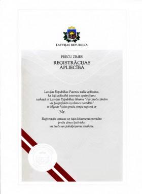 Change of trademark owner Latvia