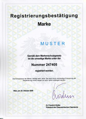 Trademark Registration Austria