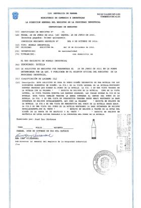 Design Registration Panama