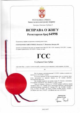 Legal representative for trademark in Serbia