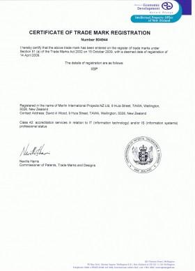 Trademark Registration New Zealand