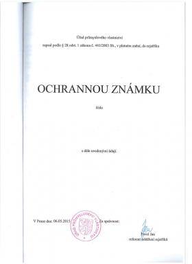 Legal representative for trademark in Czech Republic