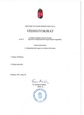 Legal representative for trademark in Hungary