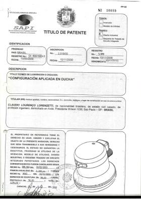 Design Registration in Venezuela